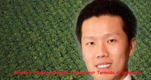 Ciliandra Fangiono Menjadi Konglomerat Termuda di Indonesia