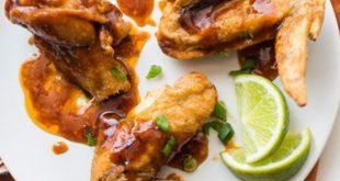 Resep Ayam Kecap Bagian Sayap