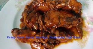 Resep Ayam Kecap Mentega Sederhana Tapi Enak