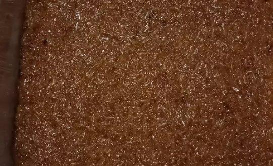 Cara Membuat Wajik Ketan Hitam gula merah dan hijau gula pasir