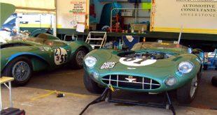 3 mobil termahal di dunia Aston Martin DBR1