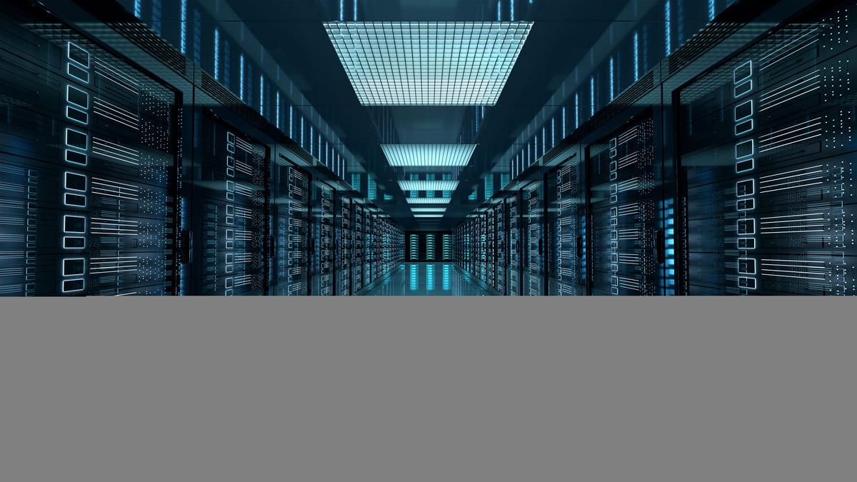 Ilustrasi Data Center Indonesia
