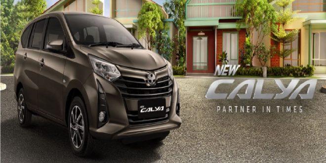 Review dan harga mobil calya baru